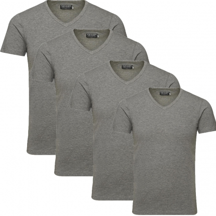 Jack & Jones BASIC T-SHIRT V-NECK S, M, L, XL, XXL
