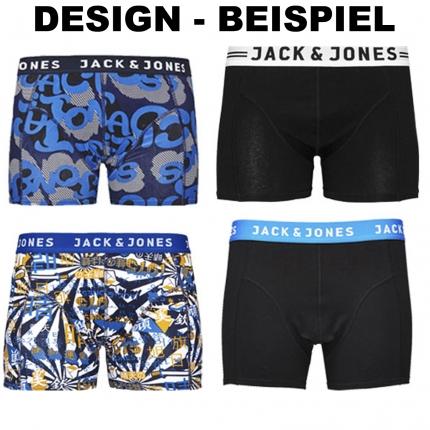 Boxershorts 4er MIX-Pack