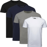 Jack & Jones BASIC T-SHIRT O-NECK S, M, L, XL, XXL