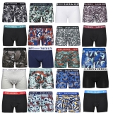 Boxershorts 4er MIX-Pack