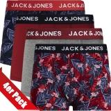 Jack & Jones 4er MIX - Boxershorts #70