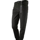 Oklahoma Matrix R-140 Herren Stretch-Jeans Schwarz