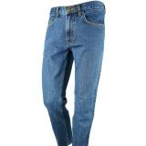 Oklahoma Rocky R-140 Herrren Jeans Gerade Form Stoned Blue