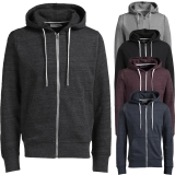 Jack Jones Sweatjacke NEW STORM Melange